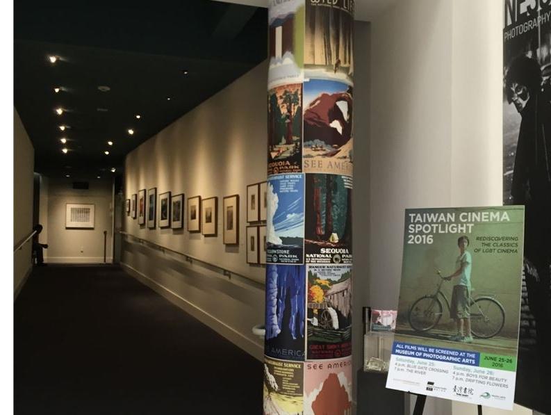 電影搭建友善的彩虹橋 聖地牙哥攝影博物館舉辦臺灣同志影展
