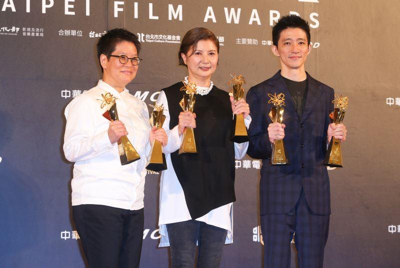 グランプリはスリラー映画「返校」 最多6冠制覇 第22回台北映画奨