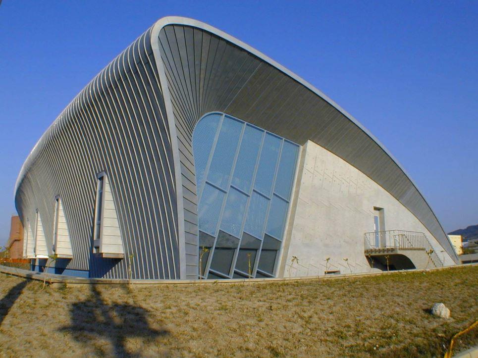 El primer museo arqueológico municipal en Taiwán -- Museo de Arqueología Shisanhang