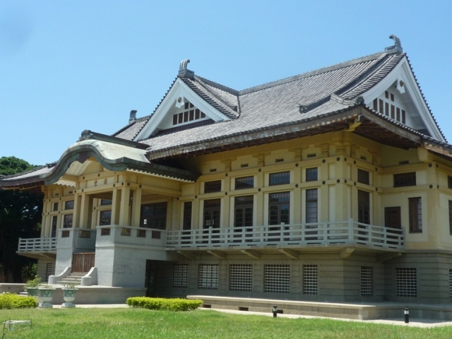 旧台南武徳殿
