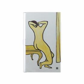 浴女名片盒