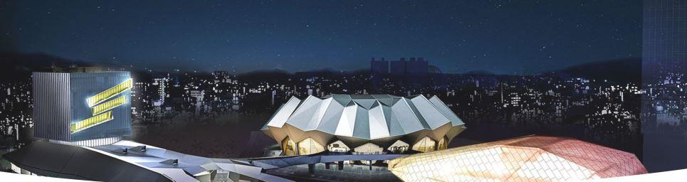 Diamond-class Music Mecca | Taipei Music Center