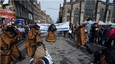 探索原生與都會的撞擊跟撕裂  蒂摩爾古薪舞集  獲愛丁堡藝穗節高度評價