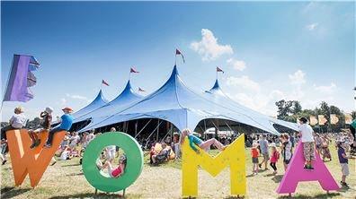 世界音樂盛會WOMAD  三十五周年