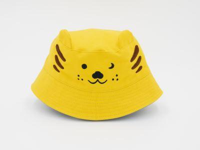 【Kids NTM】 黃虎探索帽