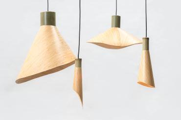 竹燈、竹容器