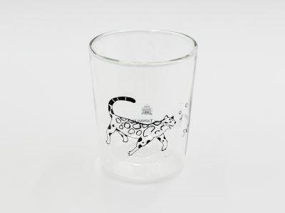 共遊-雙層玻璃杯