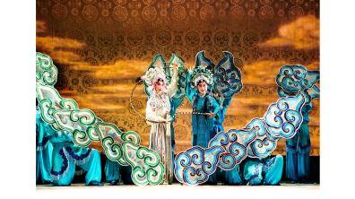 非物質文化遺產重要傳承 四川省川劇院訪臺 《白蛇傳》展風采