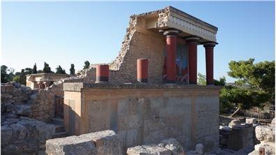 遠古驚人的藝術高度 希臘克里特島探訪米諾斯文明