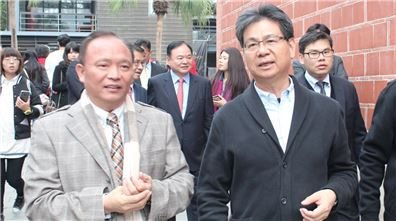 新動線新能量   傳藝中心主任吳榮順:我們會更好