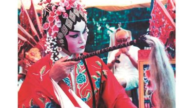 王慶芳與彭繡靜 亂彈傳唱半世紀 堅持傳承 所以有了意義