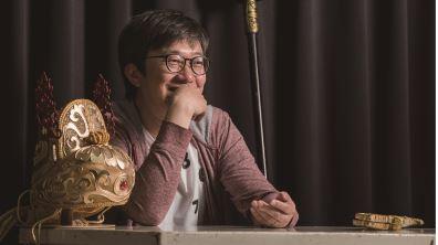 王嘉明豐富的跨界 刷新當代劇場視野