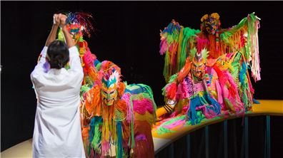 皮歇.克朗淳《靈薄域》  舞出傳統超越當代爆發力