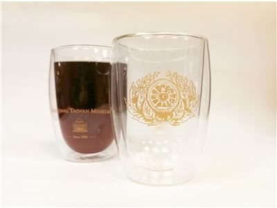 鐵道部雙層玻璃杯