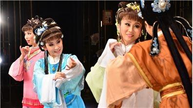 女神轉身,化做春風~ 歌仔戲名伶石惠君的傳承之路