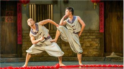 民族樂舞 舞出大氣魄 盧怡全與劉鳳學的師徒情