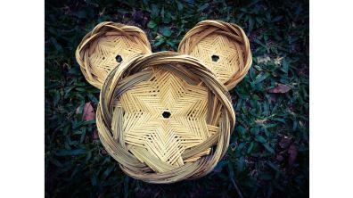 器用竹編寓意美好 胼手織竹重現東方文化