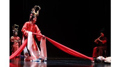 《費特兒》最難描寫的是情思 傳藝金曲31最佳演員朱勝麗精湛演技