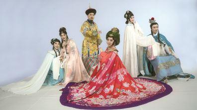 國光劇團演繹經典清宮大戲《夢紅樓-乾隆與和珅》