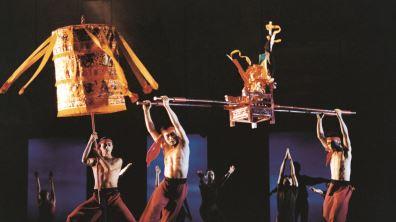 溯源臺灣傳統舞蹈之DNA