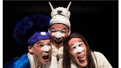國光劇團到香港「賣鬼」