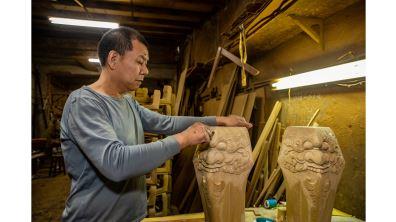 老中青三代 木職人的幸福提案