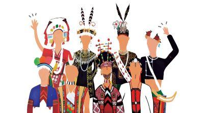 折枝之者 歧路之外  藝術、傳承與原住民文化的交織