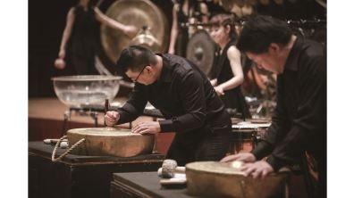 朱宗慶打擊樂團 獅城獻藝 擊樂之悅 新加坡華藝節邀演