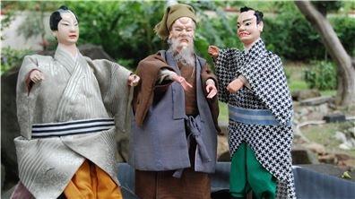皇民化的布袋戲  打破傳統布袋戲的規範