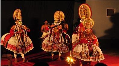 傳統藝術國度長出的現代新苗  喀拉拉國際劇場藝術節