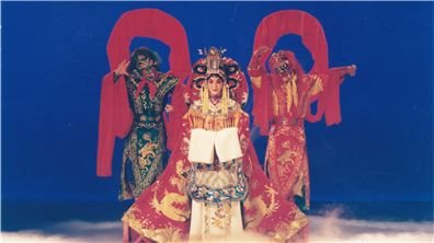 開創京劇在地題材  讓民眾擁抱京劇