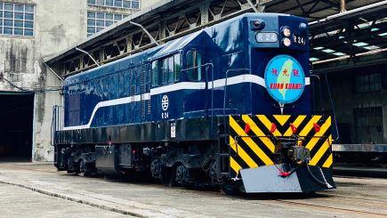 R20 型柴電機車