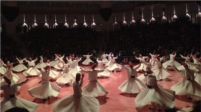 蘇菲旋轉盛典Whirling Dervishes Festival