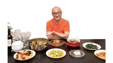 溫宇航進廚房 幸福與鄉愁一同上桌