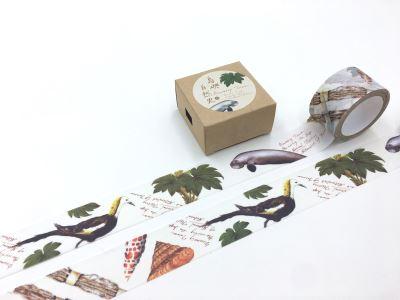 紙膠帶-島嶼自然史ll