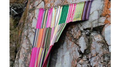《裹山》裡的土地與人文關懷   在編織中以布療癒