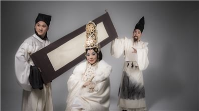 「因情成夢,因夢成戲」 國光京劇《十八羅漢圖》