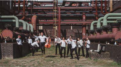 德國E-MEX樂團與臺灣中青世代作曲家譜新創作