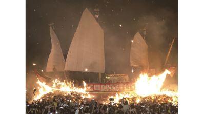 由法雅節及王船祭 淺談焚燒的儀式性