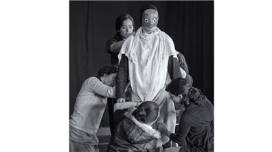 「Commedia dell'arte」義大利即興喜劇 肢體面具表演工作坊