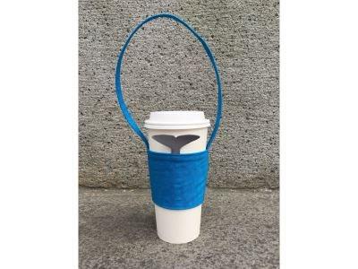 抹香鯨-飲料杯提袋