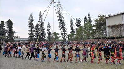 確立個體身分認同的祭典 卑南族大獵祭、布農族射耳祭、排灣族春射