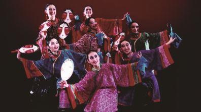 傳統藝陣在當代舞蹈藝術中的華麗轉身