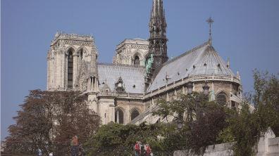 從巴黎聖母院大火 回望國內文化資產的災難風險管理