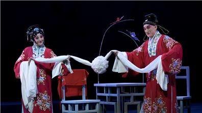 崑劇《梁祝》北京國家大劇院演出回顧