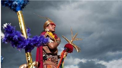 INTI RAYMI祭典:追隨太陽  印加古文明傳奇