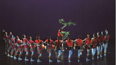 臺灣民族舞蹈一路走來