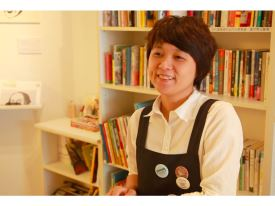 一杯咖啡掀起彰化文藝復興 — 在地活動策展人 黃書萍