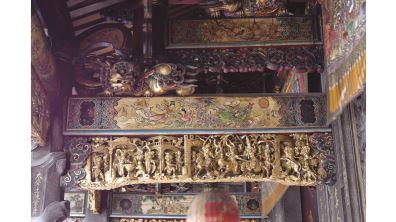 可講究的呢!從木雕員光 窺見漢人傳統建築空間觀