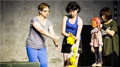 來亞太傳統藝術節跟「偶」玩